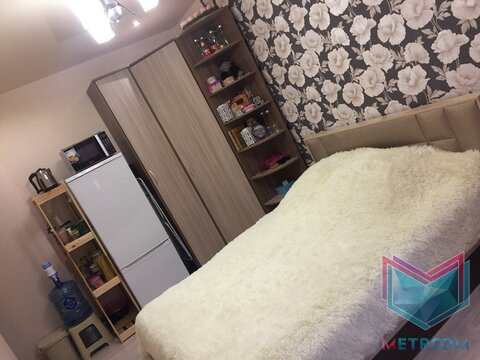 Комната 24 кв.м. Комсомольский пр, 87 - Фото 1