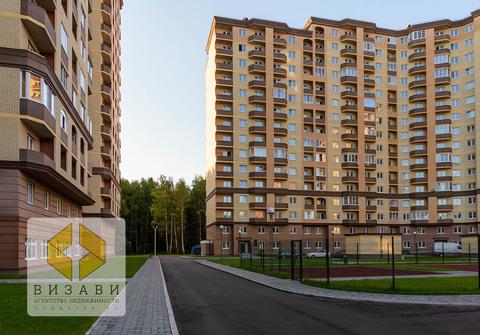 Квартира-студия 27 кв.м. Звенигород, Нахабинское ш, 1к1 - Фото 4