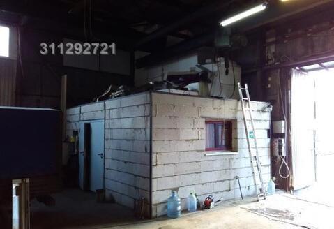 Под автосервис, теплый, выс. потолка:11 м, пол-бетон, с оборудов, ого - Фото 4