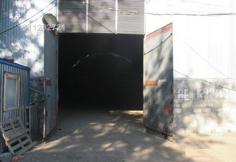 Под склад, ангар из металлоконструкций, неотапл, выс.: 8 м, пол бетон - Фото 3
