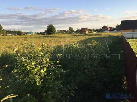 Продажа участка, Красные Череповицы, Волосовский район - Фото 1