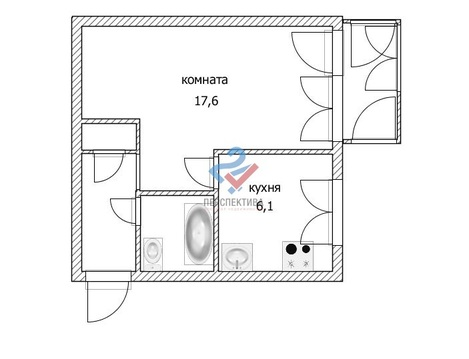 Квартира по адресу ул. Рихарда Зорге 36/1 - Фото 3