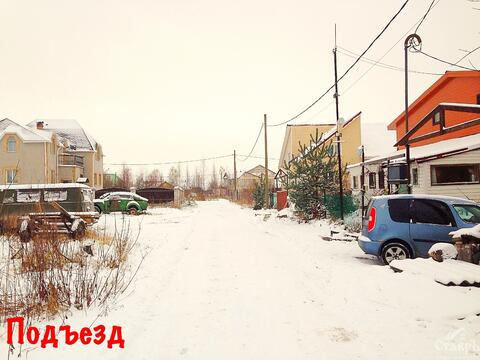 Санкт-Петербург, Пушкинский район, п.Александровская, 12 сот. ИЖС - Фото 3