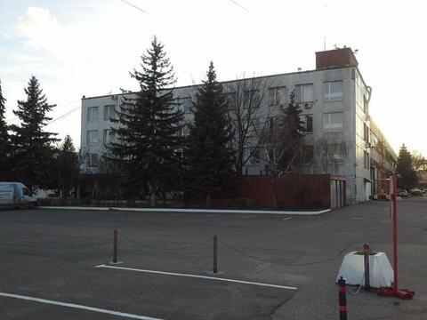 Производственно-складской комплекс 18 000 м2 в юао Котляковская 7 - Фото 2
