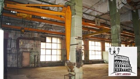 Аренда помещения в производственном здании (псн), площадью 790 кв.м. - Фото 3