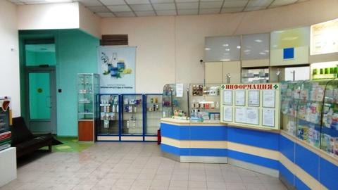Площадь- 40 кв.м в помещение аптеки - Фото 2