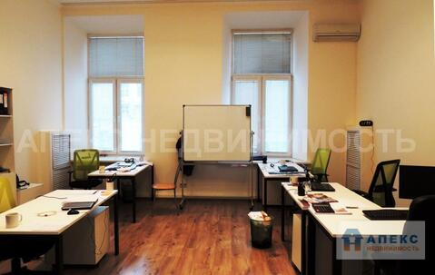 Продажа помещения пл. 652 м2 под офис, м. Тверская в административном . - Фото 1