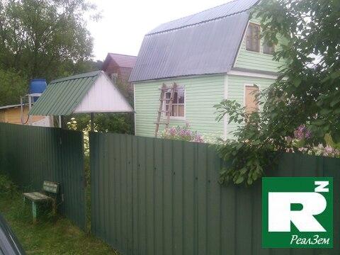 Продается двухэтажная дача 60кв.м. в ст Весна, Калужская область, Жуко - Фото 4