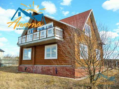 Сдается новый дом около Обнинска - Фото 1