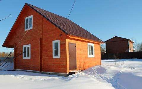 Предлагаю жилой дом из клееного бруса в СНТ с пропиской. - Фото 2