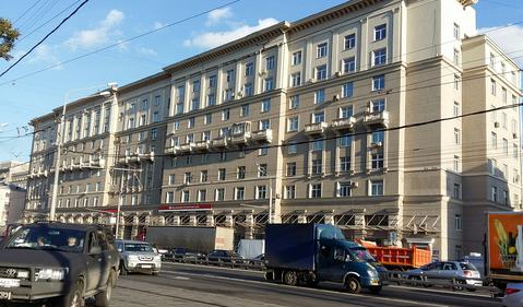 3-х к.к. в сталинском доме у метро Авиамоторная - Фото 1