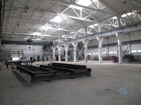 Промышленное помещение 5000 кв.м, ул. Полины Осипенко - Фото 2