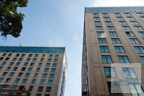 Апартаменты площадью 66,4 кв.м, без отделки в ЖК «Сады Пекина» - Фото 4