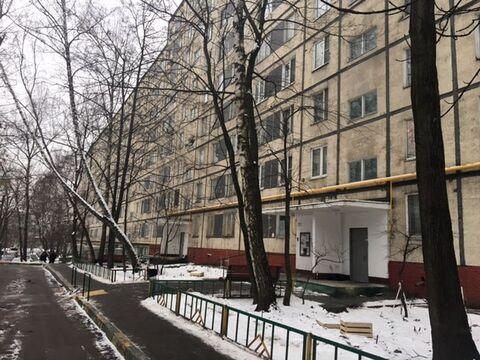 3-к кв. г. Москва, ул. Востряковский проезд, д. 11, корпус 1 - Фото 1