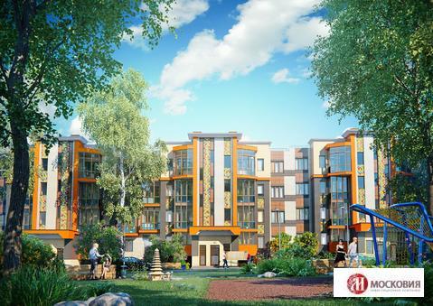 Продажа квартиры в новом малоэтажном ЖК, Одинцовский район - Фото 3