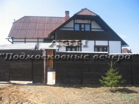 Киевское ш. 20 км от МКАД, Шарапово, Коттедж 120 кв. м - Фото 1