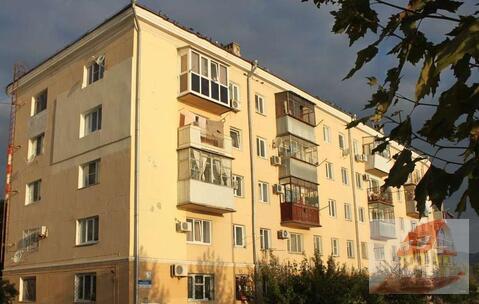 Двухкомнатная квартира, первая линия от моря