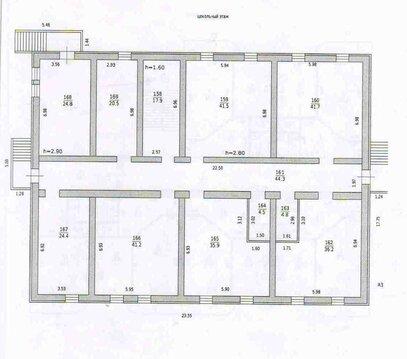 Цокольный этаж 251 кв. м - Фото 2