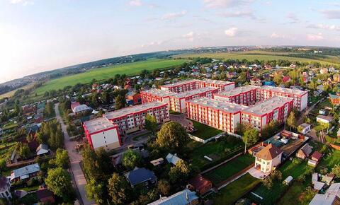 1к квартира 39 кв.м. Звенигород, мкр-н Шихово, малоэтажка - Фото 2