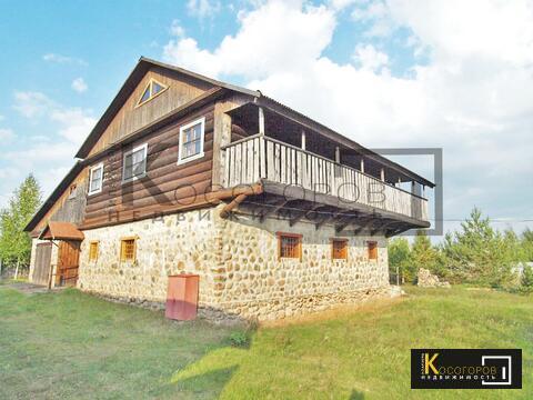 Продажа дома в стиле шале на Озере Селигер. - Фото 1