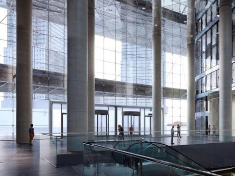 Офис в аренду в Москва Сити 72 кв.м. - Фото 2