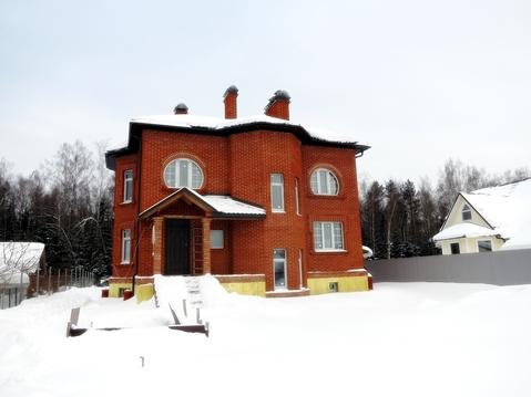 Кирпичный дом от соб-ка Минское шоссе - Фото 2