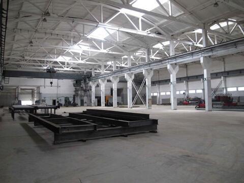 Промышленное помещение 11161 кв.м, ул. Полины Осипенко - Фото 3
