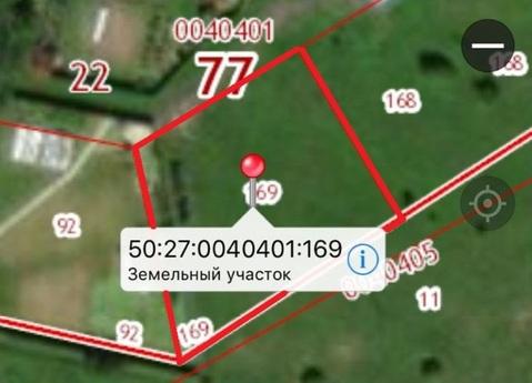 Продам 15 соток ИЖС в Новой Москве, д.Богоявление, у водоема - Фото 5