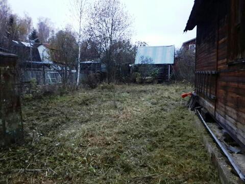 Дача 50 кв.м. деревянная в лесу д.Чернецкое (Москва) 5 соток - Фото 2