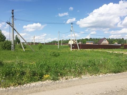 Участок в д. Беклемишево 15 сот. (Дмитровский р-н) 45 км от МКАД - Фото 2