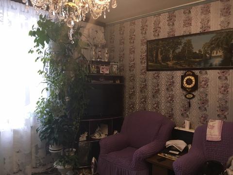 Большая уютная с балконом 18 м комната в 3 к.квартире - Фото 2