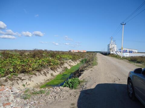 Земельный участок 12 Га, пром. назанчения, Федоровское - Фото 3