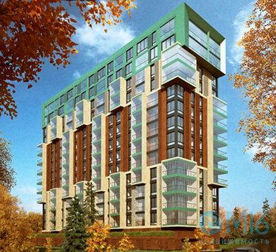 Продажа 1-комнатной квартиры в Московском районе, 50,97 м2 - Фото 1