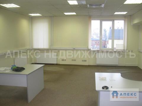 Аренда офиса 347 м2 м. Бауманская в бизнес-центре класса В в Басманный - Фото 4