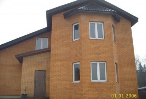 Дом в Жаворонках, 255 кв.м, 11 соток, без внутренней отделки - Фото 2