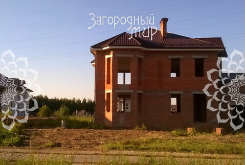Продам дом, Калужское шоссе, 25 км от МКАД - Фото 3