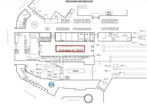 Сдам торговое помещение 20 кв.м, м. Площадь Восстания - Фото 4