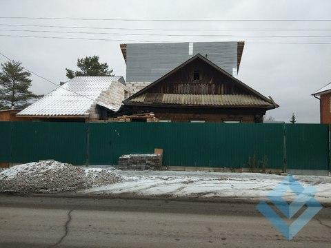 Дом , на земельном участке в черте города. мкр.Мотовилиха. - Фото 3