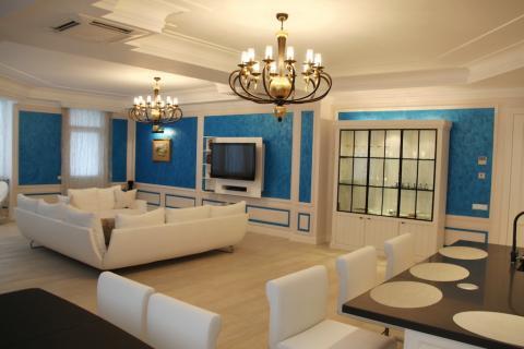 Продается 5-ти к.квартира в Партените, новый дом - Фото 1