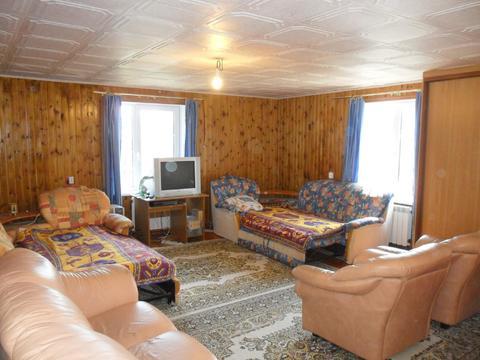 Чусовской тракт, кирпичный дом 120 м2, 2 этажа и баня - Фото 3
