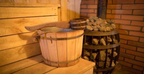 Деревянный коттедж с купелью на 15 человек в Васюково - Фото 4