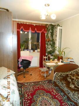 Комнату 12кв.м в 3-х комнатной квартире Общ.пл. 90кв.м в Люберцах - Фото 1