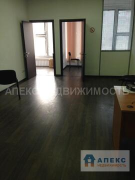 Аренда офиса пл. 54 м2 м. Семеновская в бизнес-центре класса В в . - Фото 3