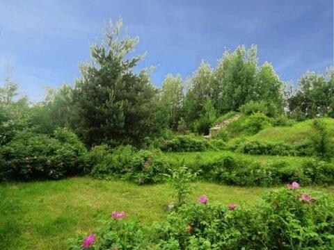 Продается красивый ландшафтный участок 32 соток с собственным выходом . - Фото 4