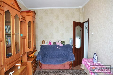 Двухкомнатная квартира в городе Волоколамске - Фото 5