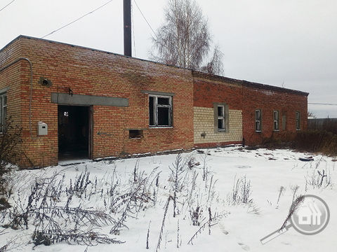 Продается нежилое здание, Бессоновский р-н, с. Грабово, ул. Юбилейная - Фото 1