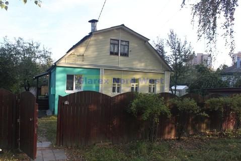 Дом с участком в г. Красногорск, ул. Пушкинская - Фото 1