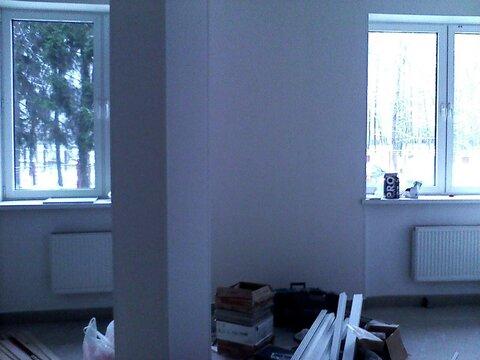 Офисное помещение свободной планировки на первом этаже 90 кв.м. - Фото 3