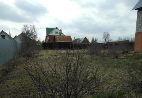Земельный участок 10 соток с дачным домом в Зверево, Новая Москва - Фото 2