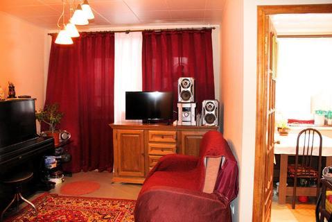Уютная, очень чистая 1-к. квартира в самом центре, все окна во двор. - Фото 4